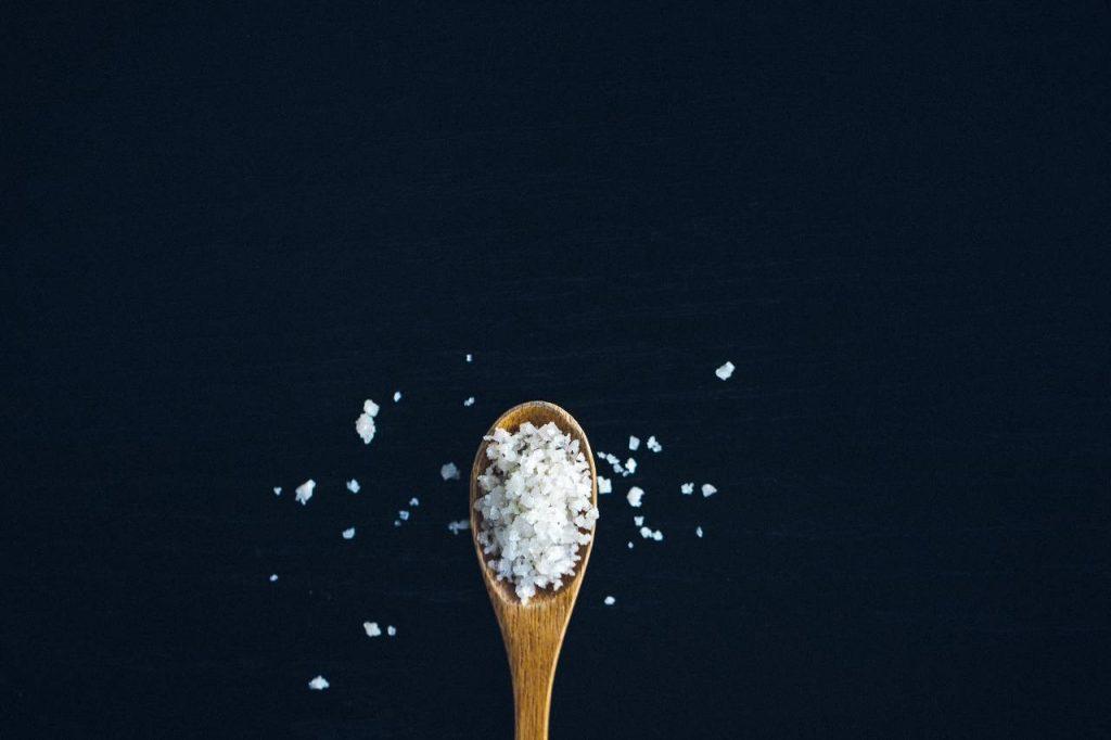 Le sel, un grand pouvoir purificateur