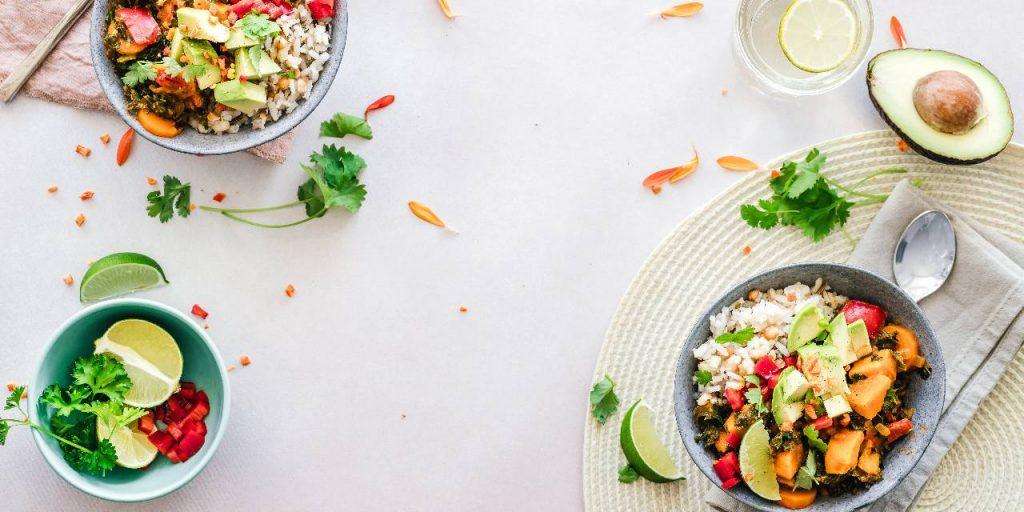 Une alimentation saine et équilibrée après les fêtes